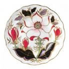 "Royal Crown Derby  Seasons Accent 8"" Plate - Spring Serenade"